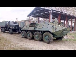 BTR 60  2017