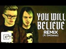 BENDY AND THE INK MACHINE SONG (ft. DAGames) ▶ You Will Believe [Remix/Cover] | CG5