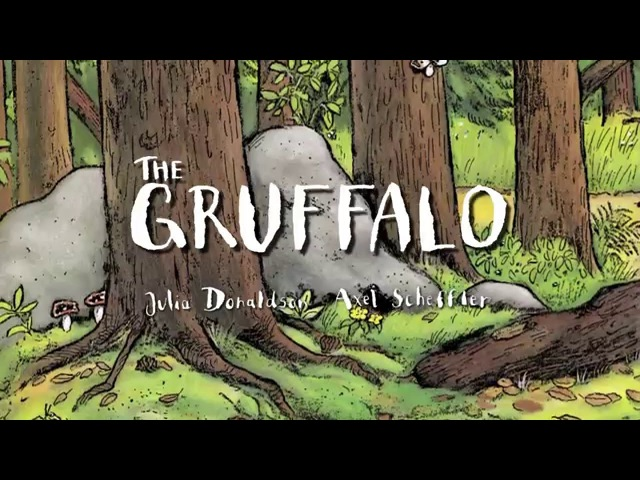 The Gruffalo Read by Alan Mandel