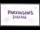Parkinson's disease - causes, symptoms, diagnosis, treatment pathology