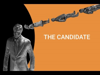 "Sci-Fi Short Film ""The Candidate | DUST"