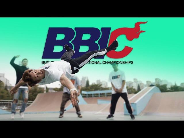 BBIC 2017 Bboy Crews Trailer ft Vagabonds Gamblerz RedBull BC One Allstars more YAK x JINJO