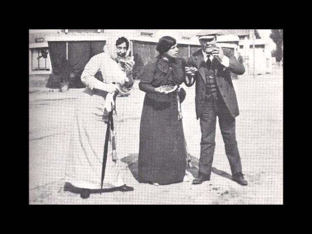 Mascagni - Cavalleria Rusticana - Santuzza-Turiddu duet - Ester Mazzoleni, Giovanni Zenatello (1911)