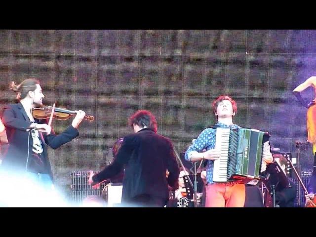 David Garrett und Martynas Argentischer Tango Por una cabeza