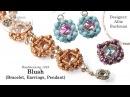 Blush Design (Bracelet, Earrings, or Pendant)