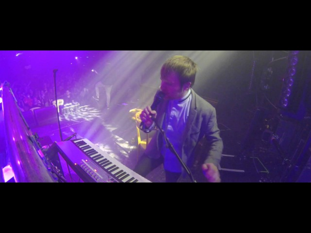 Enter Shikari - Destabilise (Live in Manchester. UK. Feb 2015) -