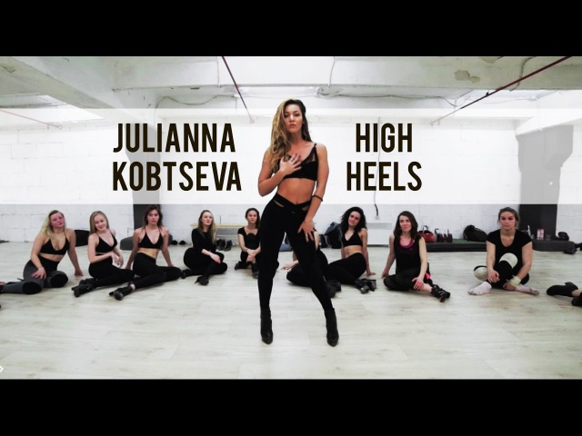 JULIANNA @KOBTSEVA | HIGH HEELS CHOREO| The Stage | Taku Meet in the middle