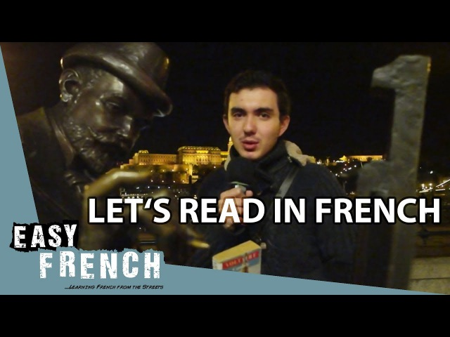 Lets read French books | Easy French 14