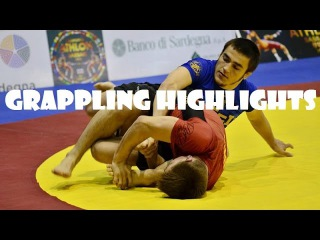Grappling Highlights