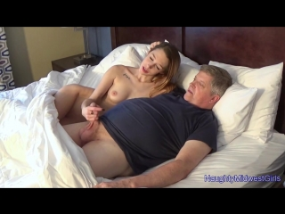Lola Hunter - Babysitter Wants Morning Cock [All Sex, Hardcore, Blowjob, Gonzo]