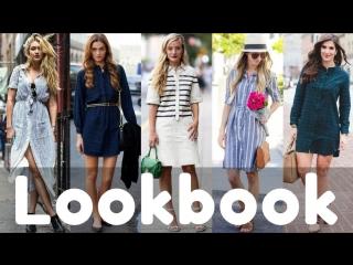 Stylish summer shirt dresses outfit ideas trend fashion lookbook 2018