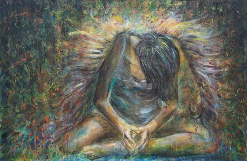 Страдание — потрясающей глубины чувство