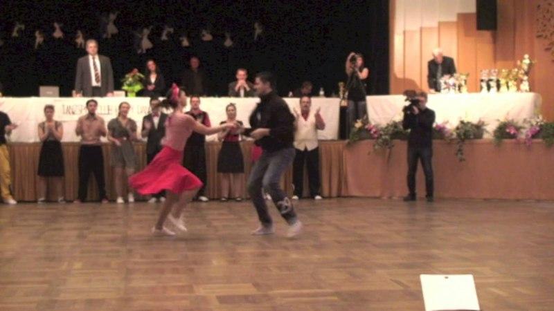 Markus Kakuska Jessica Kaiser - schnelle Finalrunde Bad Aussee 2012