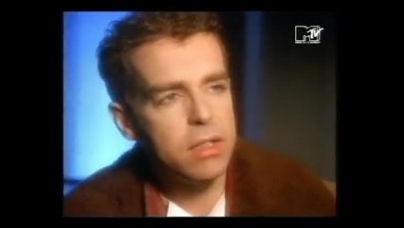PET SHOP BOYS - Jealousy (MTV PET SHOP BOYS WEEKEND 1990)