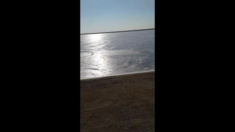 Лед в моей Антарктиде