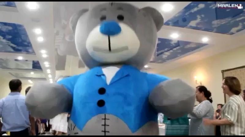 @tamada ranil @ @marlen production @ Тойыңызға жалдаңыздар өкінбейсіздер Teddy аюлары