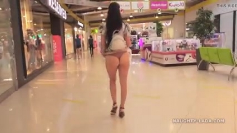 shopping time short skirts without panties in the