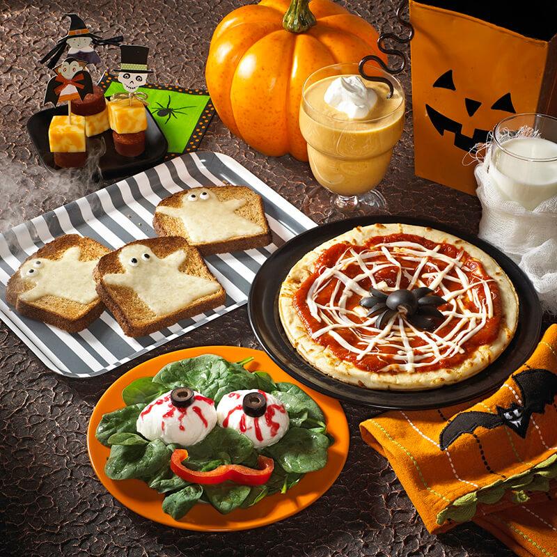 них меню для хэллоуина с фото сравнению