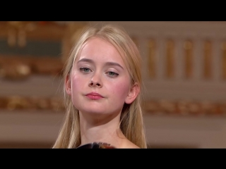 Weronika dziadek (poland) stage 1 international h. wieniawski violin competition stereo