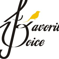 """Логотип """"Favorite voice"""""""