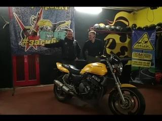 Лекция Сергея Ландика по осмотра мотоцикла перед покупкой