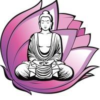 Логотип Центр Белый Будда/Екатеринбург/йога/цигун/массаж
