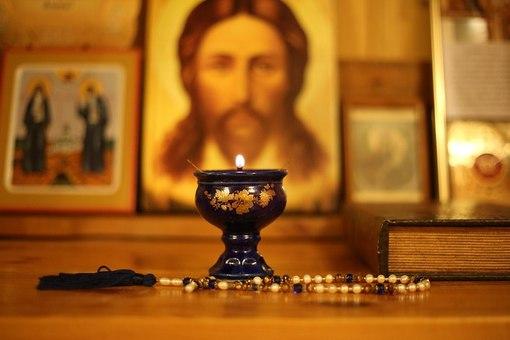 Советы старцев о молитве