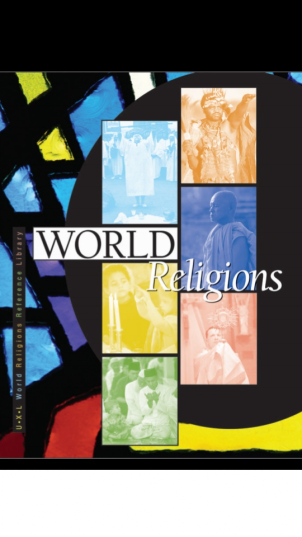 world religions reference library vol 1 almanac