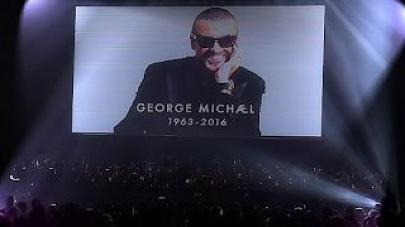 George Michael a Tribute Brit Awards 2017 FULL