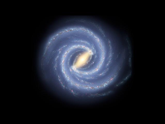 Путешествие к чужим Галактикам на край Вселенной. Галактики в космосе космос наизнанку