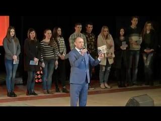 Пять збірних команд Полтавських ВИШів з гумору боролися за Кубок міського голови