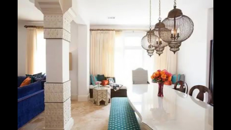 Мароканский стиль