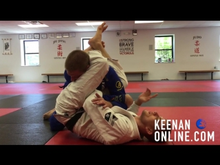 4 black belt tricks to finish armbars - part 1 - keenanonline.com