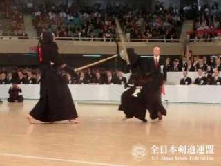 SlowMotion - KATSUMI's K (vs KUNITOMO) - 64th All Japan KENDO Championship - Final 63