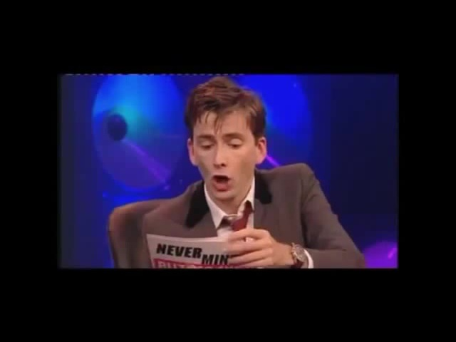 Doctor Who - Knock Knock - David Tennant and Bernard Cribbins