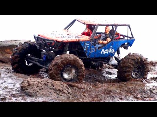 MUD, Snow, Sands OFF Road 4x4 Adventure Axial Wraith  RC Extreme Pictures
