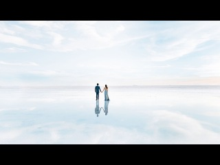 Pre wedding Photography in Salar de Uyuni, Bolivia by adventure elopement photographer Katya Mukhina