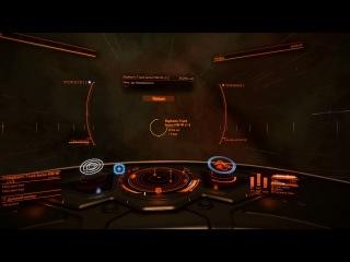 EliteDangerous Полет в туманность за 3000 св,лет