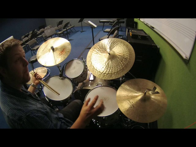 Jazz drum lesson: Elvin-isms 1 - The illusion of free