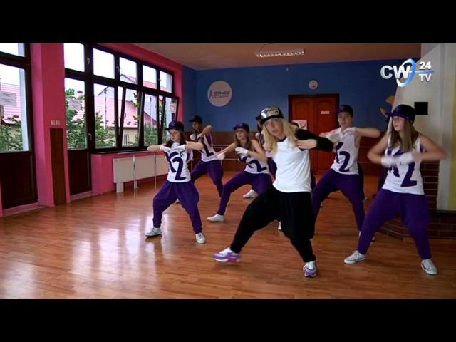 Nauka Tańca z Judytą Witkowską. Hip-Hop z grupą K2.