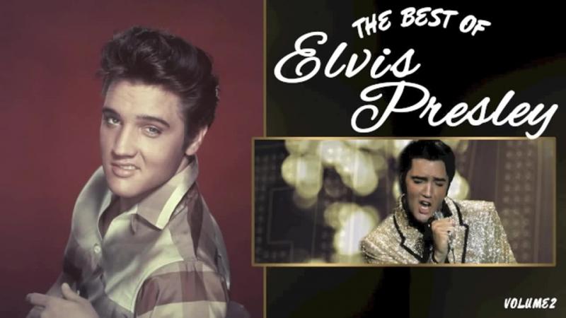The Best of Elvis Presley 2nd Beautiful Elvis By Skutnik Michel