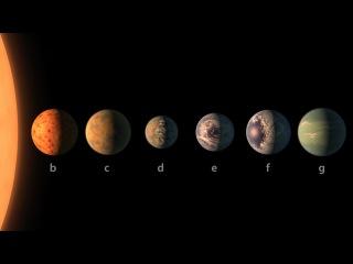 NASA & TRAPPIST-1: A Treasure Trove of Planets Found