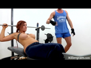 Yuffie Yulan (big tits huge boobs sex porno big ass booty секс порно)