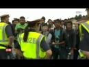 Grenzkontrollen_! Europa wird im wahrsten Sinne der Worte überrannt!