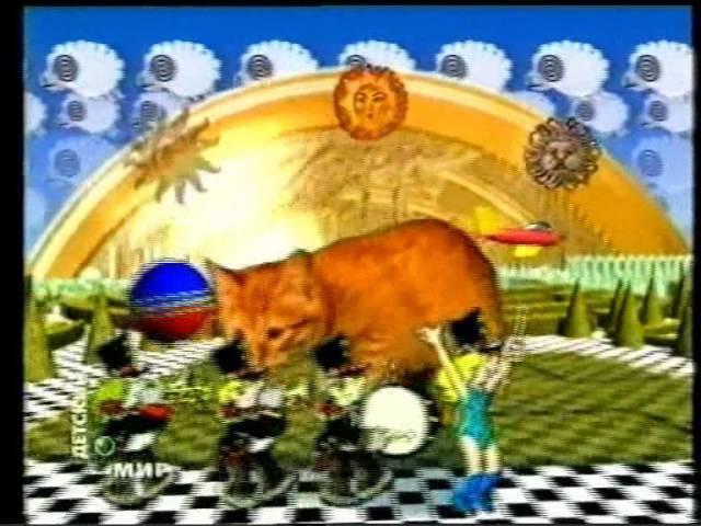 НТВ Детский Мир 20 03 2004 Начало эфира