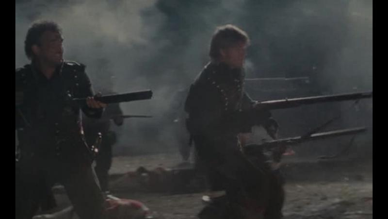 Приключения королевского стрелка Шарпа 1993г 8 серия
