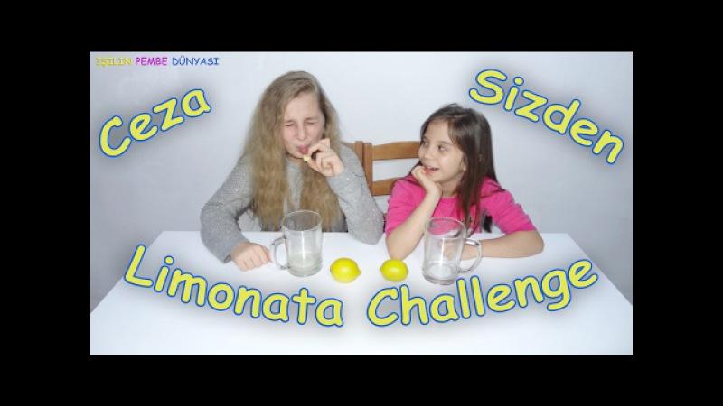 Limonata Challenge - Cezayı Siz Belirleyeceksiniz - Eğlenceli Çocuk Videosu - Funny Kids Videos