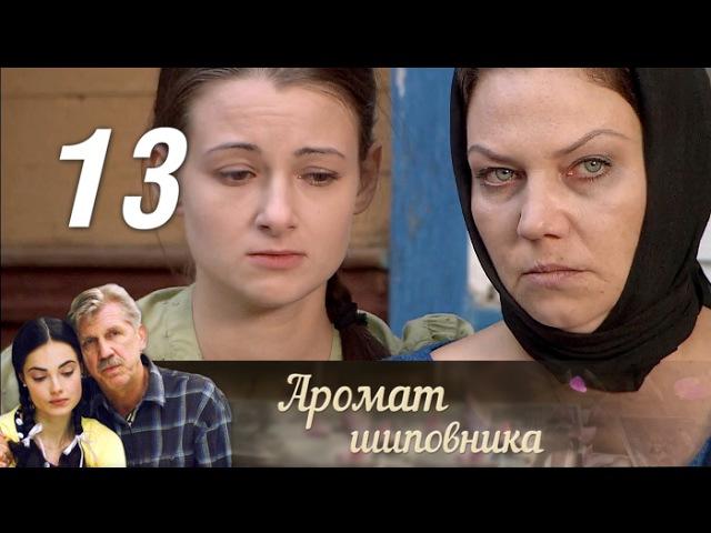 Аромат шиповника. 13 серия (2014) Мелодрама @ Русские сериалы