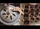 Pottery Factory | Modern Pottery Clay Work By Women | Fast Perfect Cookware Making