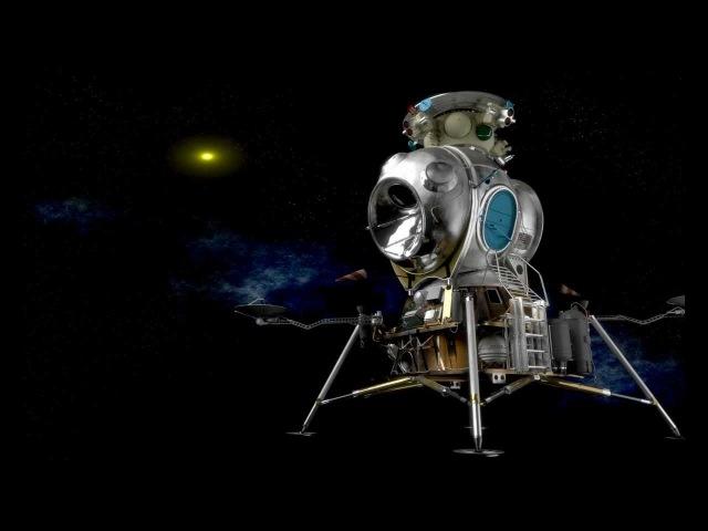 A Model of the Soviet Lunar Lander